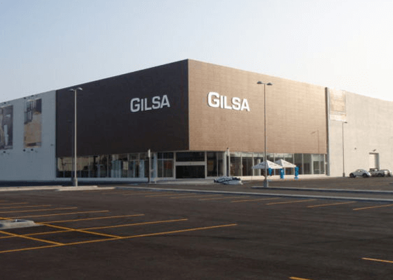 Gilsa USA warehouse