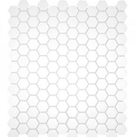 Hexagon ceramic tile for bathroom
