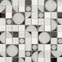 Aqurius decorative accent tile