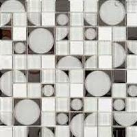 Aqurius decorative accent tile