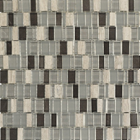 Drops decorative accent tile