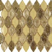 Princess decorative accent tile