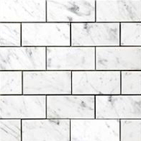 Polished marble natural stone tile for kitchen