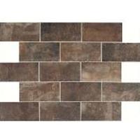 Multi-surface porcelain tile for kitchen