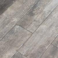 Wood look modern porcelain tile for outdoors