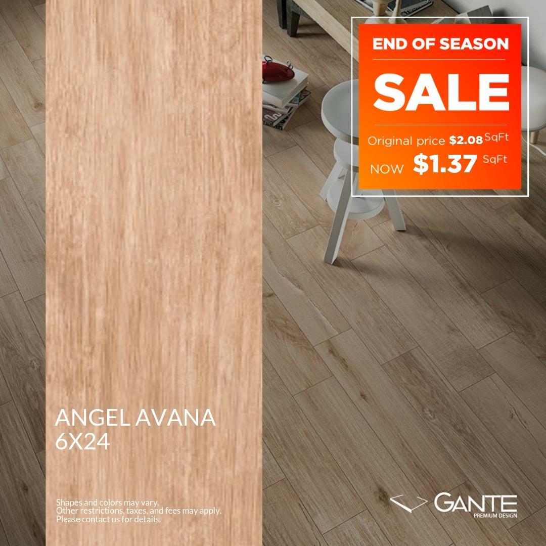 Special Offer - GANTE - Angel Avana (Valid Till: June 30, 2019)